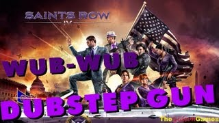Saints Row 4 - Dubstep Gun \ Дабстеп Ган