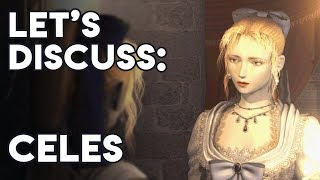 Final Fantasy 6 Character Analysis: Celes Chere