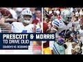 Prescott Leads Cowboys Downfield for Morris TD after Church's...