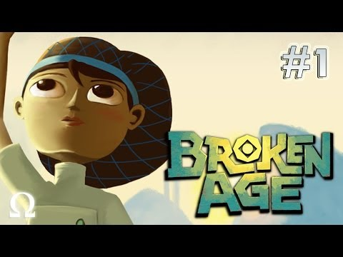 Broken Age | #1 - VELLA'S BIG PARTY! | Gameplay Review PC / Steam