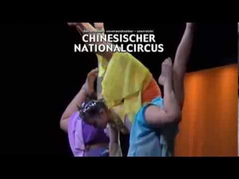 "Chinesischer Nationalcircus ""3 Girls Contortion"""