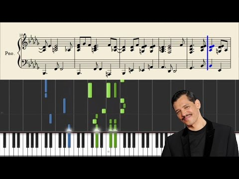 DeBarge  All This Love  Piano Tutorial + Sheets