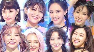 《Comeback Special》 GIRL'S GENERATION(소녀시대) - Holiday @인기가요 Inkigayo 20170813