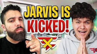 KICKING FAZE JARVIS FROM FAZE PRANK