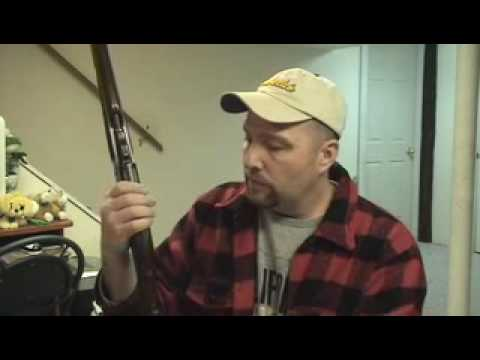 Remington Nylon 66 Disassembly Video