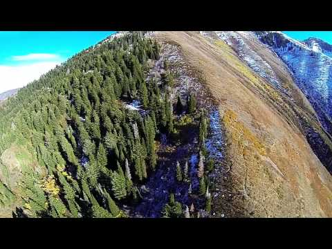 Naza quadcopter record altitude and long range distance fpv