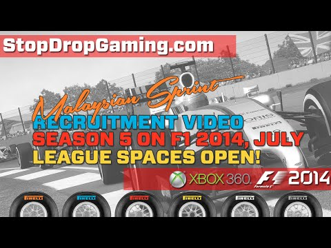 SDGF1 Recruitment Trail: 05/07/2015 MALAYSIA (stopdropgaming.com, stephenjhayes83)