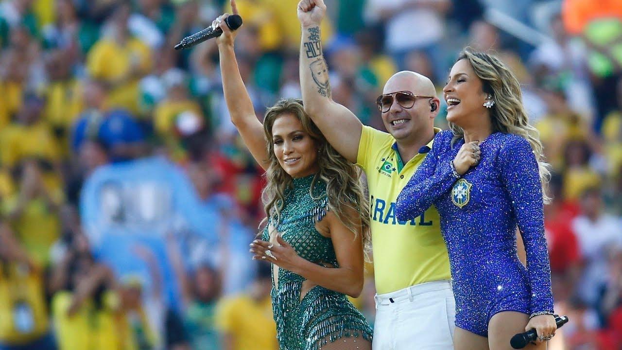 Abertura da Copa no Brasil 2014 Cerimônia de Abertura da Copa