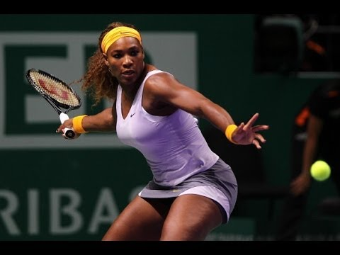 Serena Williams vs Angelique Kerber | 2013 TEB BNP Paribas WTA Championships- Istanbul Highlights