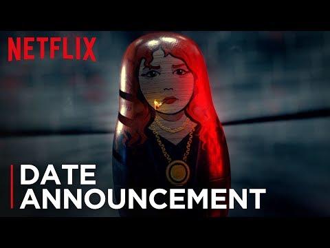 Russian Doll: Season 1 | Date Announcement [HD] | Netflix