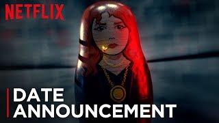 Russian Doll: Season 1   Date Announcement [HD]   Netflix