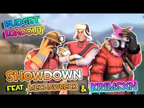 [TF2] Budget Loadout Showdown Feat. Mechawreck And Krimsxn
