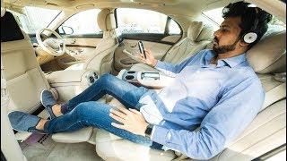 Mercedes S-Class Review (Part 1) - 100K Special   Faisal Khan