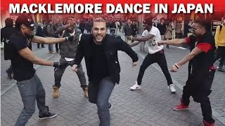 Guillaume Lorentz - Macklemore (Cant Hold Us) - Exclusive Hip Hop Dance in Japan