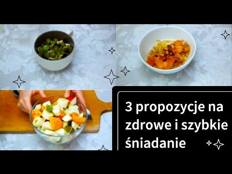 3 Propozycje Na Szybkie, Zdrowe I Pyszne śniadanie -wegańskie I Surowe