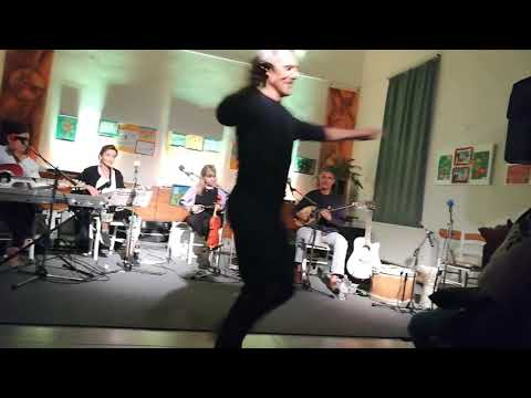 Andreas Lehoudis és a Sirtos együttes az esztergomi 12. Méz-Napon