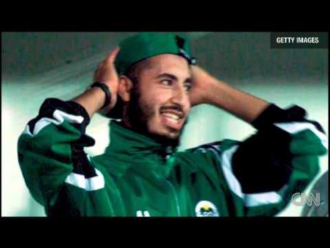 CNN's Ben Wedeman reports, Gaddafi's son, Saadi is on the run.
