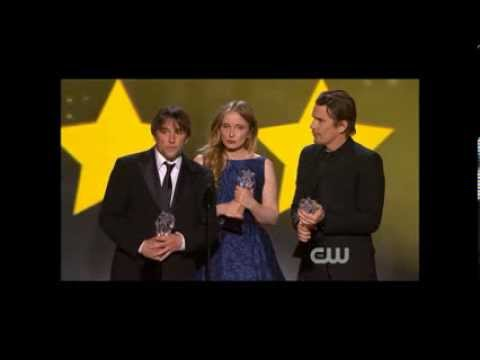 Critics Choice Awards 2014 - The Genius Award