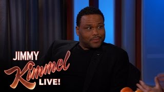 Anthony Anderson's Mom Has Gone Hollywood