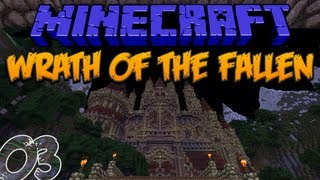 Wrath Of The Fallen 03 Onto The Castle