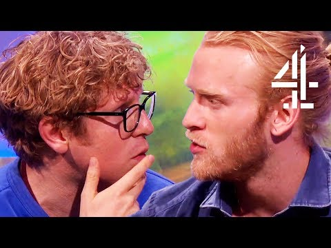 Remembering Josh & Jonnie Peacock's Ultimate Bromance | The Last Leg