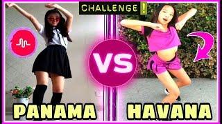 download lagu Panama Dance Vs Havana Dance Challenge  Asian Dance gratis