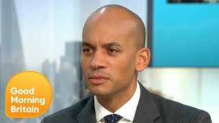 Chuka Umunna Brands Jeremy Corbyn as a Marxist | Good Morning Britain