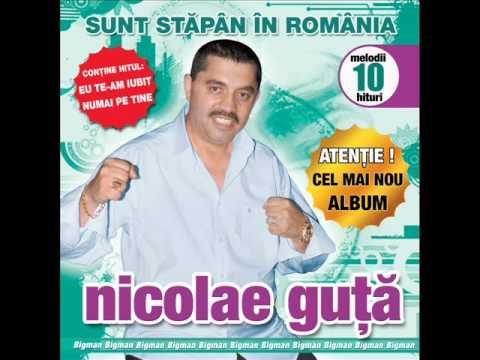 Sonerie telefon » Nicolae Guta – Sunt stapan in Romania (Audio oficial)