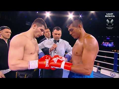 Папин - Анхель | Aleksei Papin vs Sergio Alberto Anjel | Мир бокса