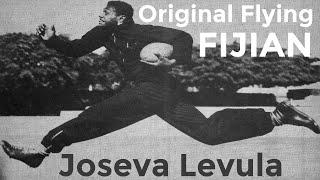 Original Flying Fijian: Joseva Levula  the greatest Fijian 15s Rugby Player