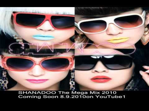 Preview-SHANADOO Mega Mix 2010 Coming Soon!