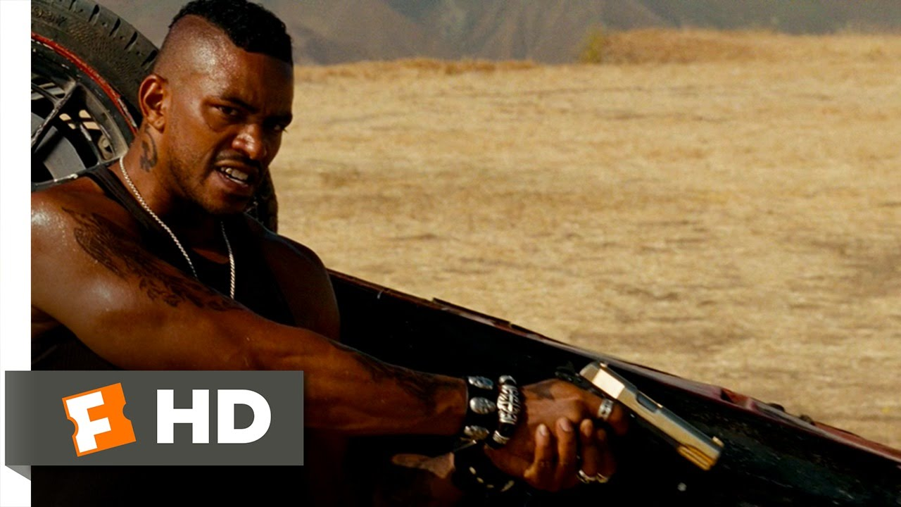 fast amp furious 1010 movie clip fenix down 2009 hd