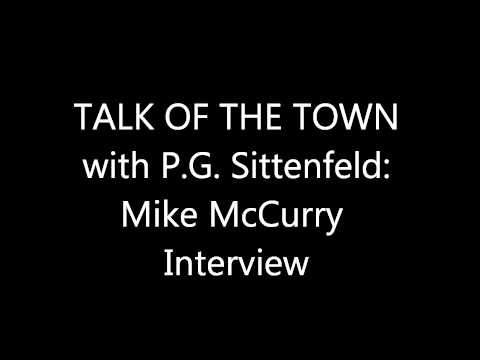 Talk of The Town with P.G. Sittenfeld: Mike McCurry Interview