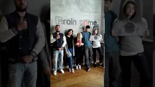 FUNNY VIDEOS BRAIN GAME 19.04.2018
