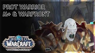 Prot Warrior - Mythic + PugLife! #RIPKey