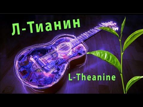 L-Теанин: Внимание + Спокойствие