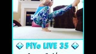 PiYo LIVE 35 - Core & More - ROLLING PISTOL