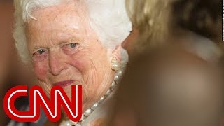 Barbara Bush's legacy as 'the enforcer'