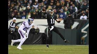 Eagles Expectations for Carson Wentz? | Stadium