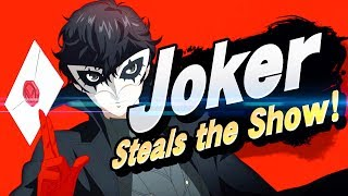 Super Smash Bros. Ultimate – Official Joker Gameplay Walkthrough & 3.0 Update Reveal Trailer