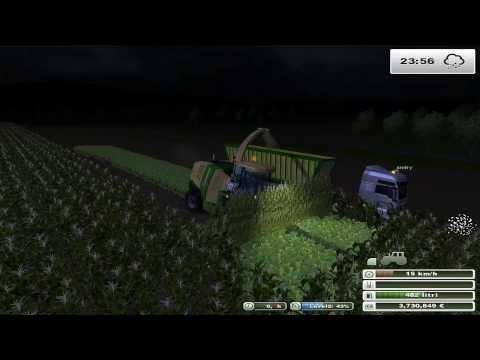 37 PUNTATA DELLA SERIE SU FARMING SIMULATOR 2013  SILATO IN NOTTURNA by fmarco95