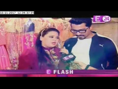 Bharti- Harsh Wedding: Celebrity designer Neeta Lulla roped in to design wedding trousseau