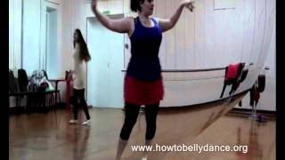 New Baladi Choreo by Mona Amar