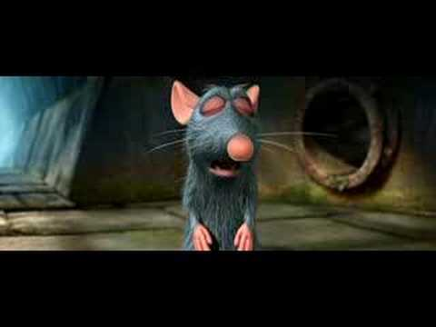 Ratatouille Teaser