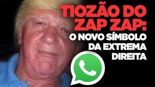 A OPRESSÃO DO TIOZÃO DO ZAP ZAP | Pedro Deyrot