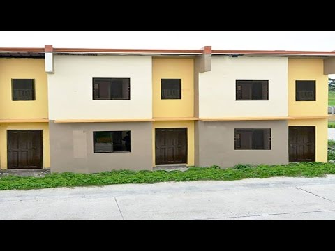 Townvilla 2 Home Near Manila and Tagaytay Rent To Own | Rent To Own Homess in Cavite