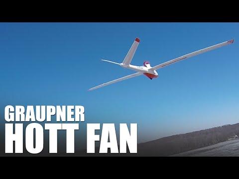 Flite Test   Graupner Hott Fan - REVIEW