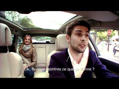 Daniela ハンチュコワ Moteur, action, ça tourne ! (2011) Road to Roland-Garros