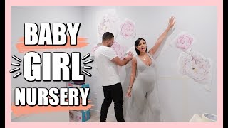 Decorating The Baby Nursery | Diana & Jose