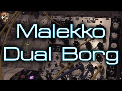 Malekko Heavy Industry - Dual Borg